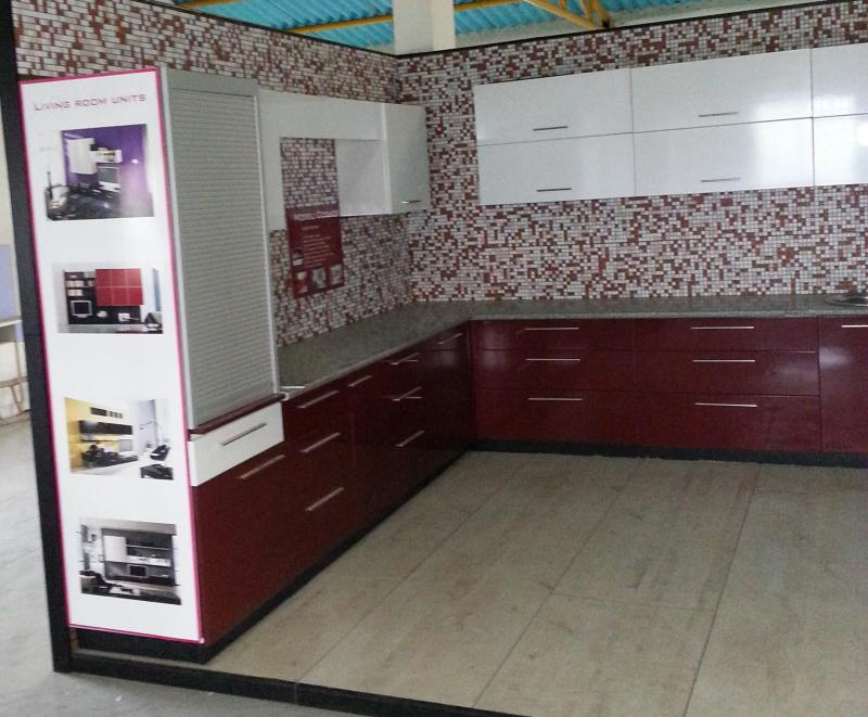 Cute Kitchen Modular Manufacturer In Chennai A