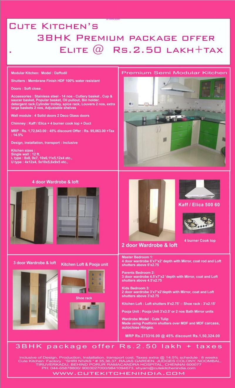 Cute kitchen modular kitchen manufacturer in chennai a for Kitchen design 9x7