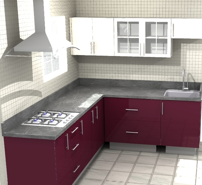 Cute kitchen modular kitchen manufacturer in chennai a for Modular kitchen designs for 10 x 8
