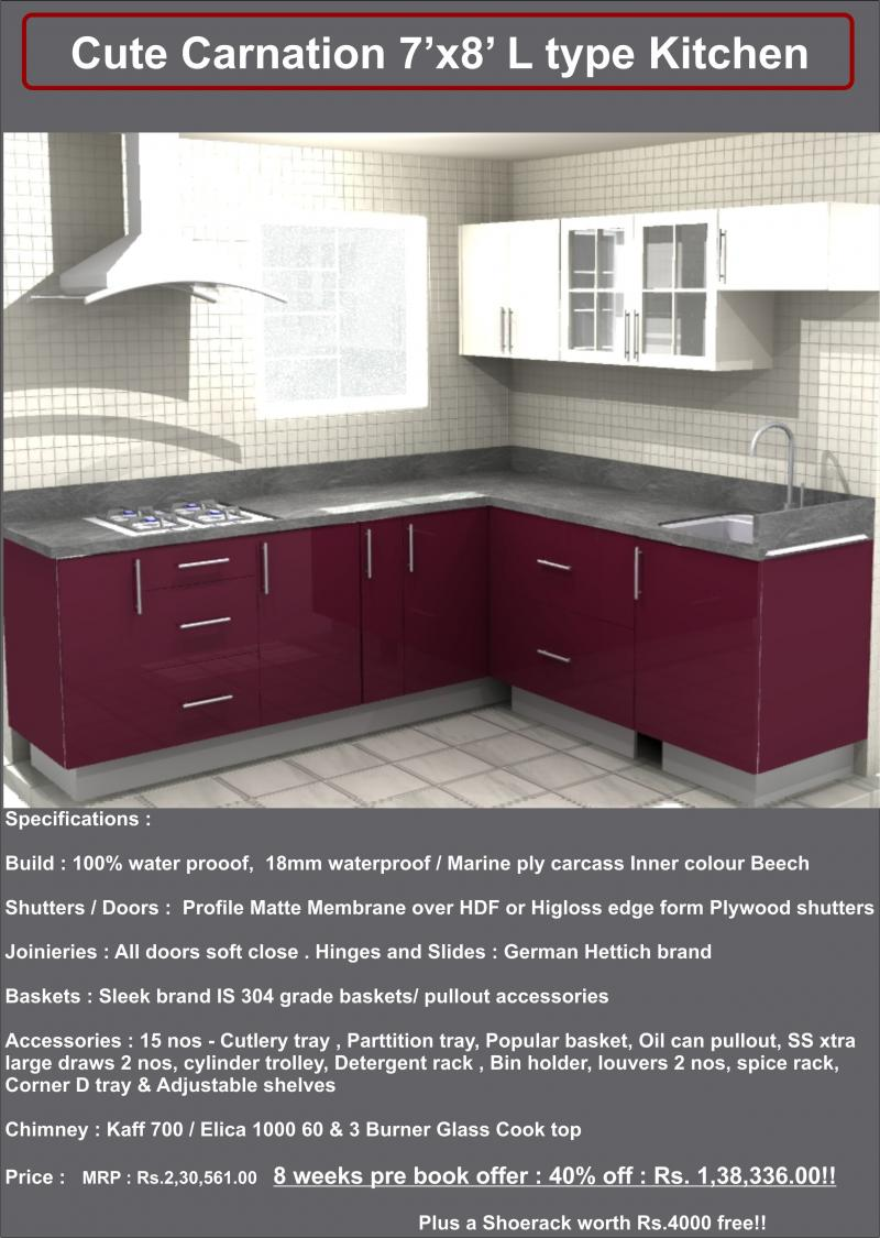 Cute Kitchen - Modular Kitchen Manufacturer in Chennai, a ...