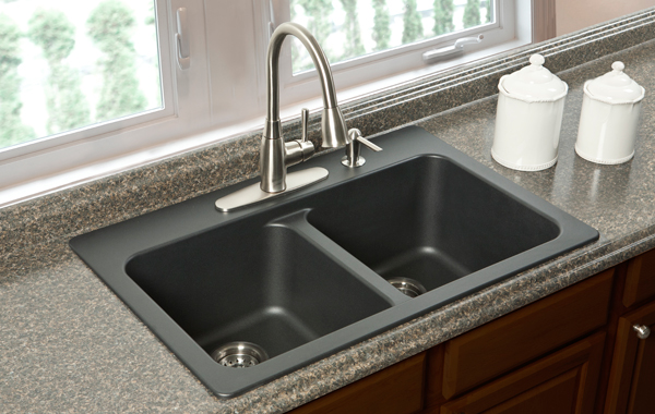 Granite Sink India : ... Higloss finished shutters( Mr.Dushyanth) Premium Sinks Used In Allium