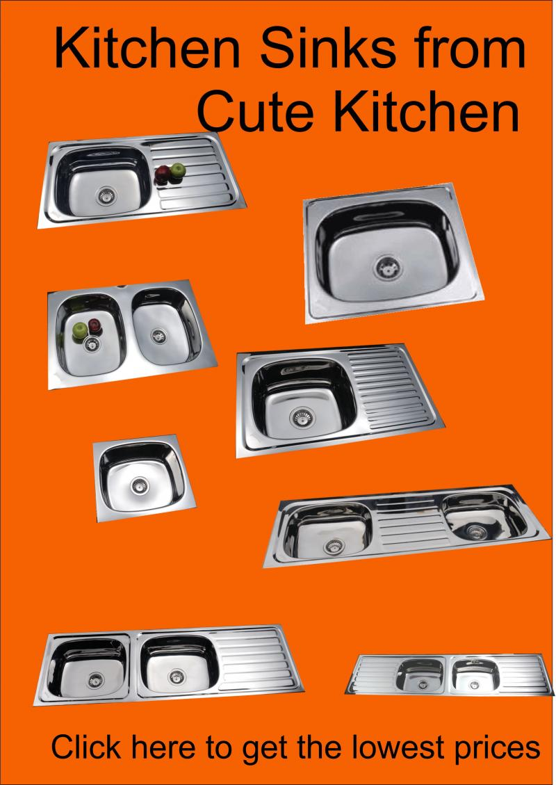 CUTEKITCHEN SINKS